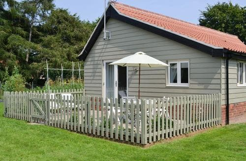Last Minute Cottages - Lovely Cromer Cottage S79370