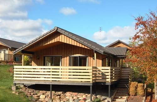 Last Minute Cottages - Inviting Penrith Lodge S85049