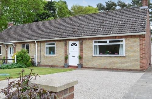 Last Minute Cottages - Quaint Claxton Cottage S80791