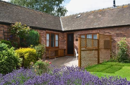 Last Minute Cottages - Quaint Ludlow Cottage S26659