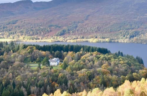 Last Minute Cottages - Exquisite Callander Lodge S101164