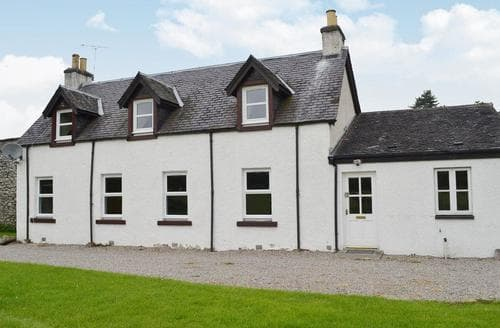 Last Minute Cottages - Inviting Beauly Lodge S42007