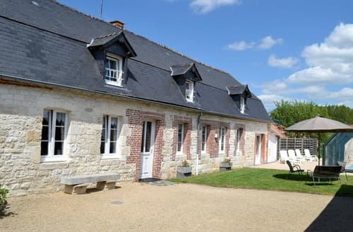 Last Minute Cottages - Gîte de Saint-Nicolas - G40