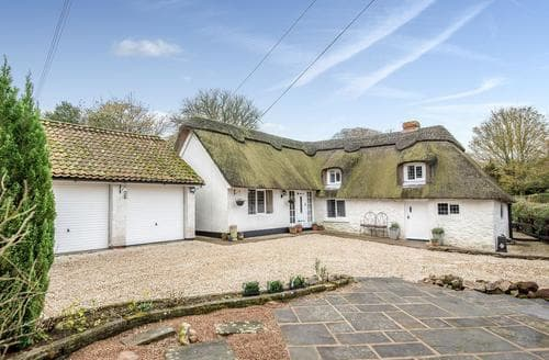 Last Minute Cottages - The Thatch