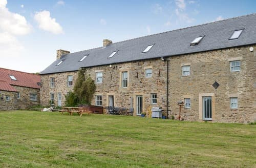 Big Cottages - Delightful Stanhope Cottage S101134