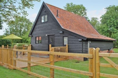 Last Minute Cottages - Venns Farm Cart Lodge