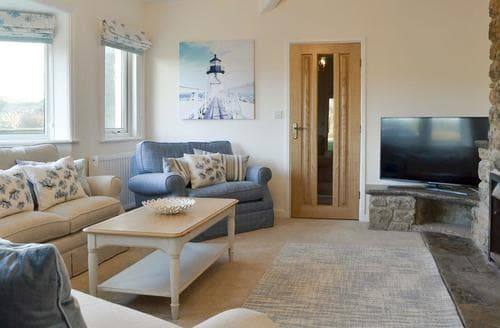 Big Cottages - Cosy Rhosneigr And Aberffraw Lodge S77045