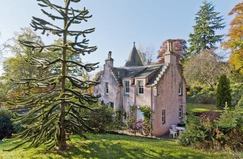 Last Minute Cottages - Luxury Banchory Cottage S22924