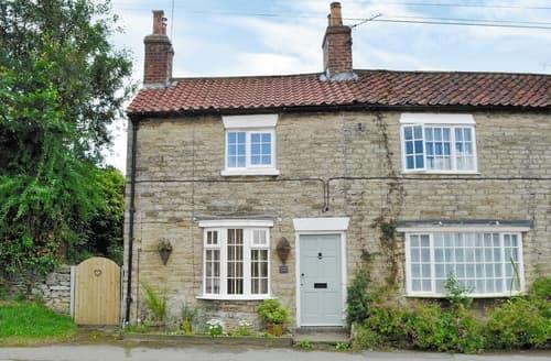 Dog Friendly Cottages - Quaint York Cottage S24864