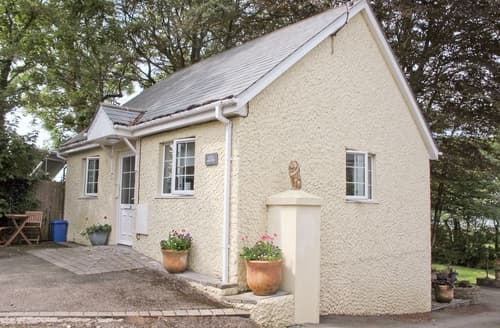 Last Minute Cottages - Wonderful Bude Cottage S20471