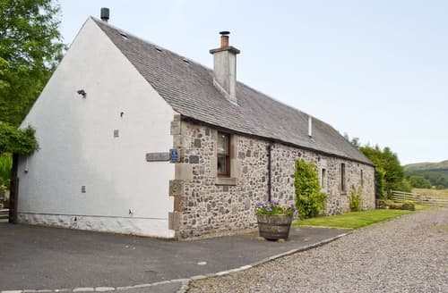 Last Minute Cottages - Superb Crieff Cottage S40486