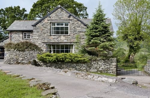 Last Minute Cottages - Superb Ulpha And The Duddon Valley Cottage S18683