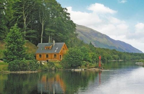 Big Cottages - Gorgeous Spean Bridge Cottage S22638