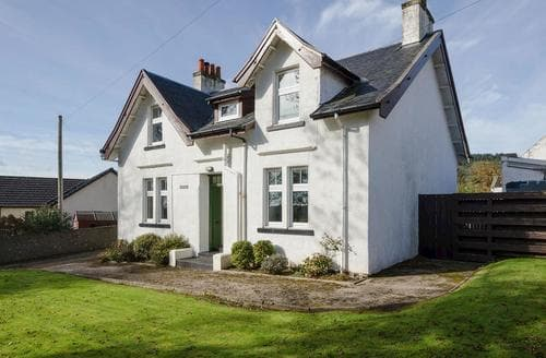 Big Cottages - Superb Campbeltown Cottage S22990