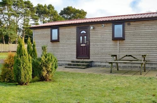 Last Minute Cottages - Pine Lodge