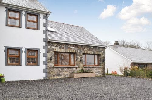 Big Cottages - Wonderful Llandysul Cottage S78085