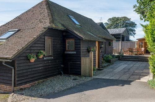 Big Cottages - Attractive Ashford Cottage S13528