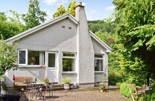 Last Minute Cottages - Inviting Pitlochry Cottage S70017