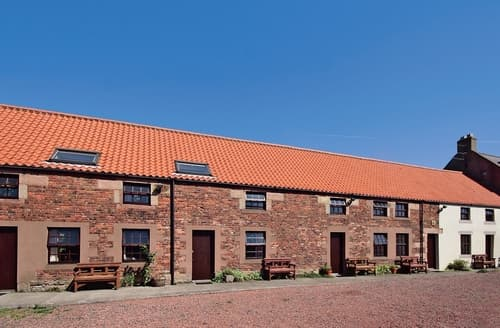Last Minute Cottages - Gorgeous Beadnell Cottage S14456