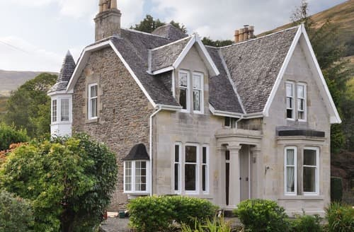 Big Cottages - Delightful Helensburgh Cottage S113355