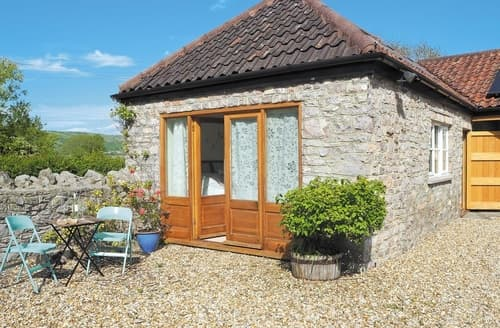 Last Minute Cottages - Gorgeous Cheddar Cottage S25804