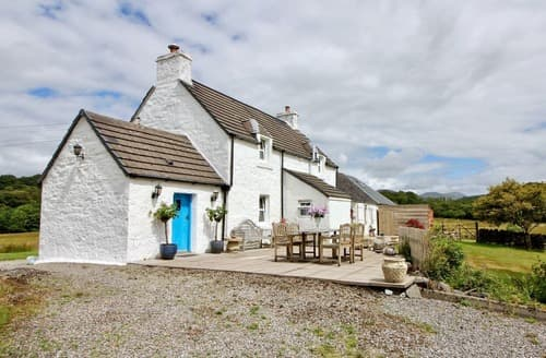 Last Minute Cottages - Beautiful Appin Cottage S22979