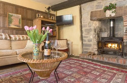 Last Minute Cottages - Attractive Lyme Regis Lodge S92595