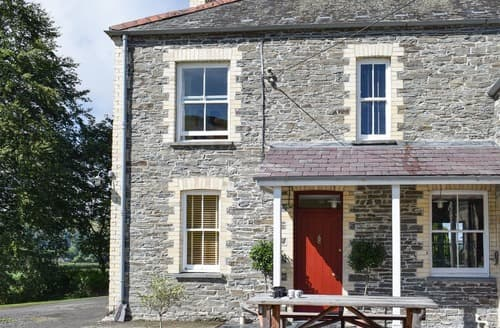 Big Cottages - Cosy Aberystwyth Cottage S73218