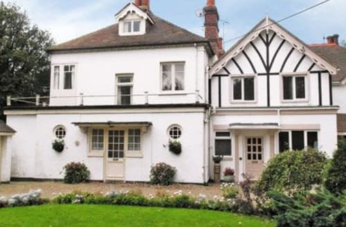 Last Minute Cottages - Stunning Broadstairs Cottage S13555