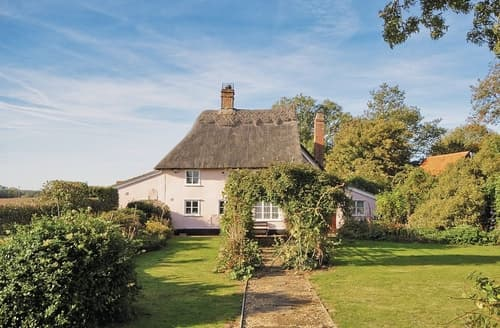 Last Minute Cottages - The Cottage - E4857