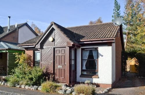 Big Cottages - Delightful Aviemore Cottage S73413