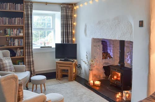 Last Minute Cottages - Attractive Criccieth Cottage S125583