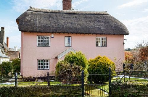 Last Minute Cottages - Excellent Dulverton Cottage S20100
