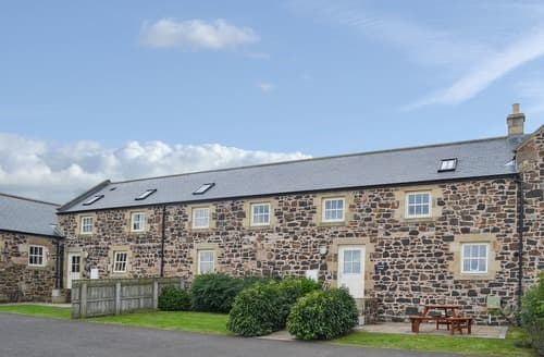 Big Cottages - Luxury Craster Cottage S14524