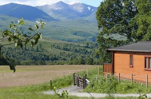 Last Minute Cottages - Gorgeous Spean Bridge Lodge S22644