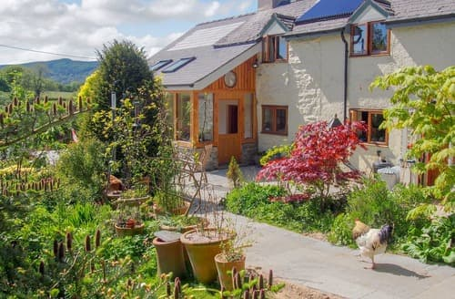 Last Minute Cottages - Exquisite Welshpool Cottage S101158