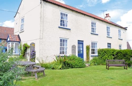 Dog Friendly Cottages - Foston Grange Cottage