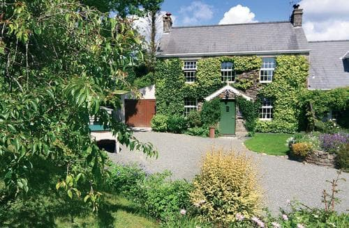 Last Minute Cottages - Summerhill Farmhouse - HW7487