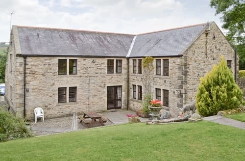 Big Cottages - Superb Durham Cottage S24690