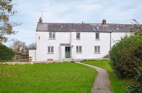Last Minute Cottages - Cross House