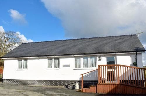 Big Cottages - Superb Aberystwyth Cottage S21519