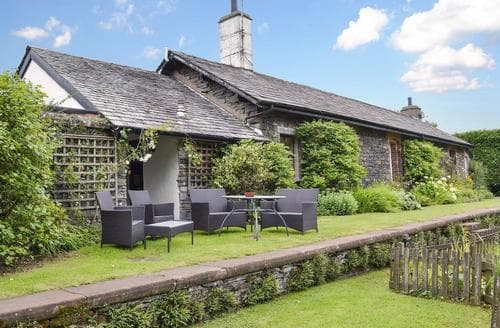 Last Minute Cottages - Exquisite Coniston And Grizedale Cottage S84034