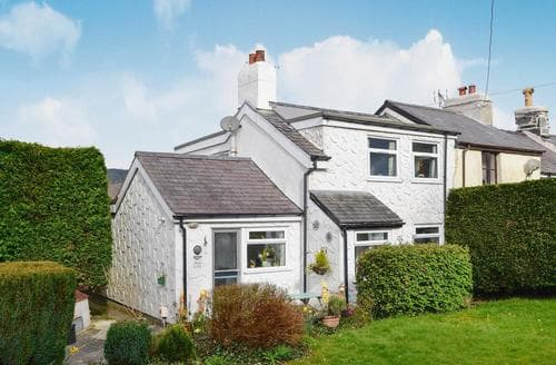 Big Cottages - Attractive Dolwyddelan And Penmachno Cottage S22455