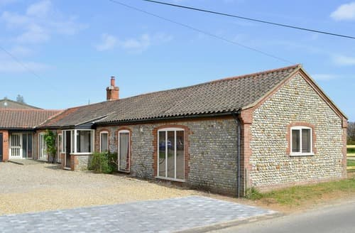 Last Minute Cottages - Adorable North Walsham Cottage S80144