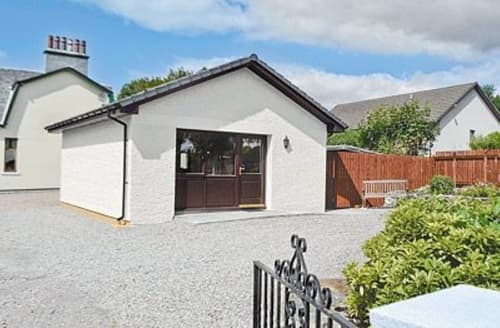 Last Minute Cottages - Exquisite Fort William Cottage S22623