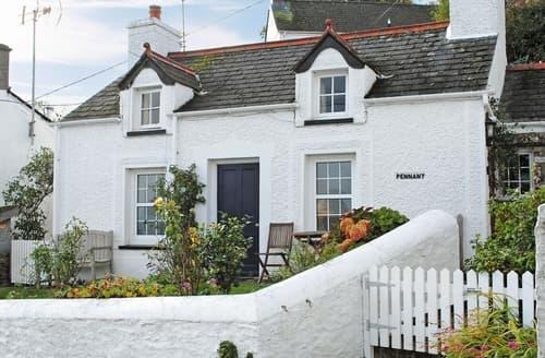 Last Minute Cottages - Pennant Cottage