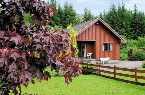 Big Cottages - Captivating Crianlarich Lodge S23256
