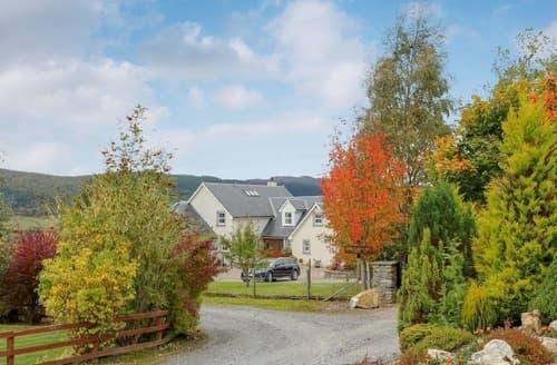 Last Minute Cottages - Gorgeous Pitlochry Apartment S125703