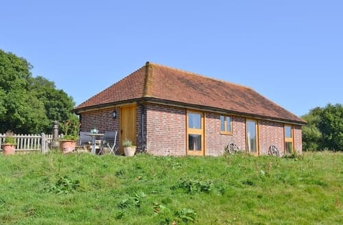 Last Minute Cottages - Coblye Barn