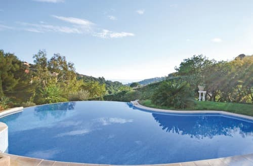 Last Minute Cottages - Villa Les Issambres